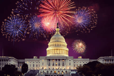 What you need to know about getting around DC on July 4