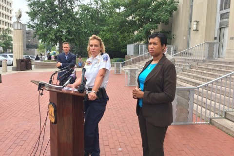 DC police announce arrests in multiple cases