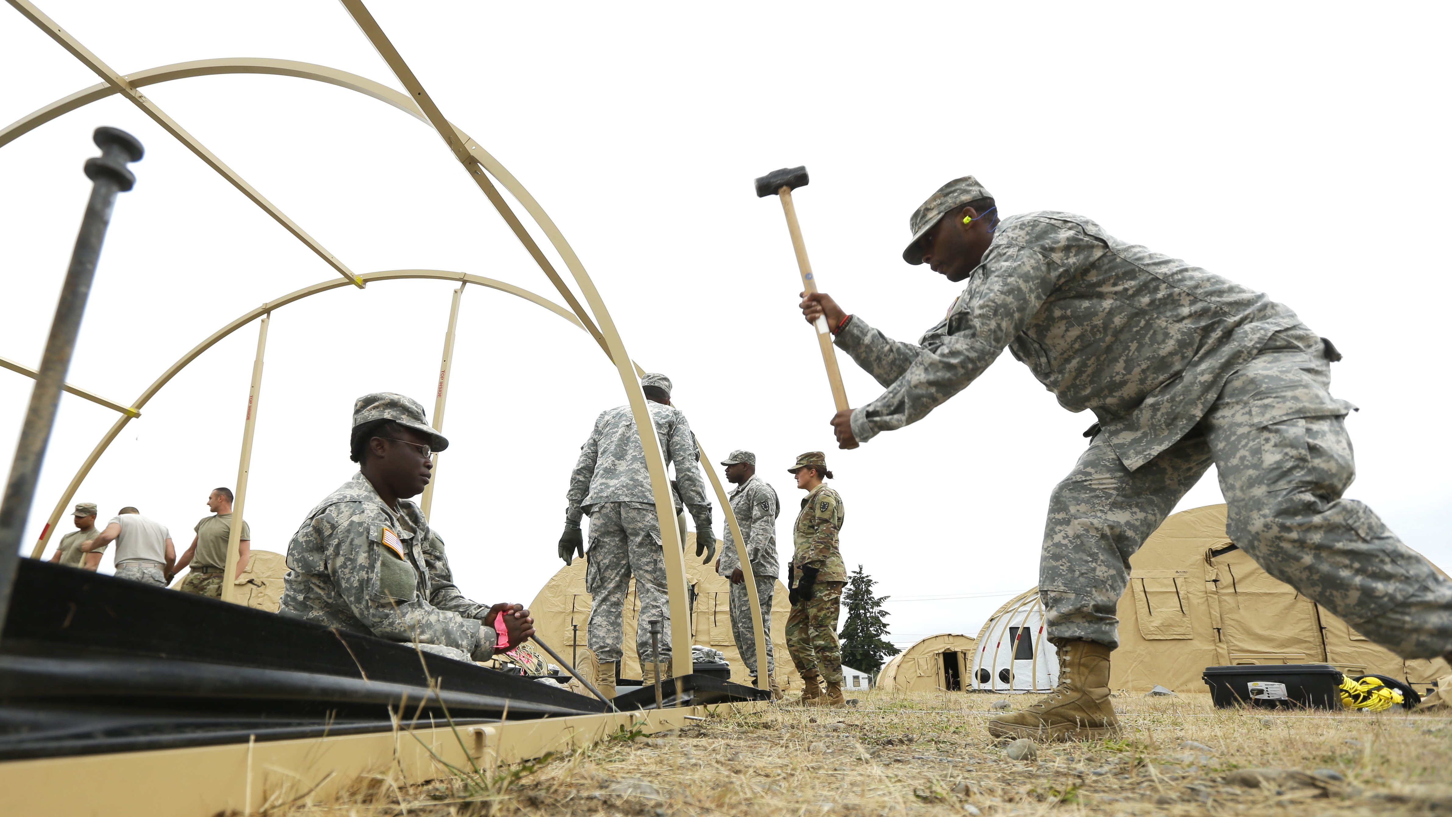 Filming could mean noise this week at Fort Eustis