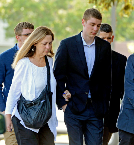 Ex-Stanford swimmer Brock Turner expected to leave jail 2 months early