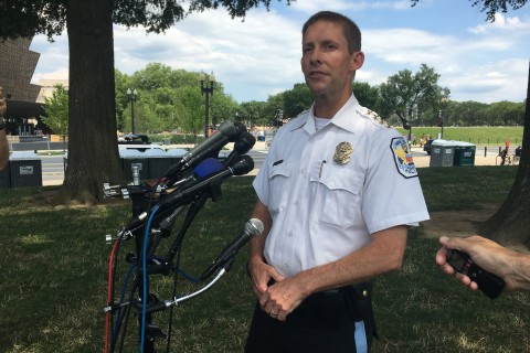 Park Police: Security increased, leave drone at home for July 4