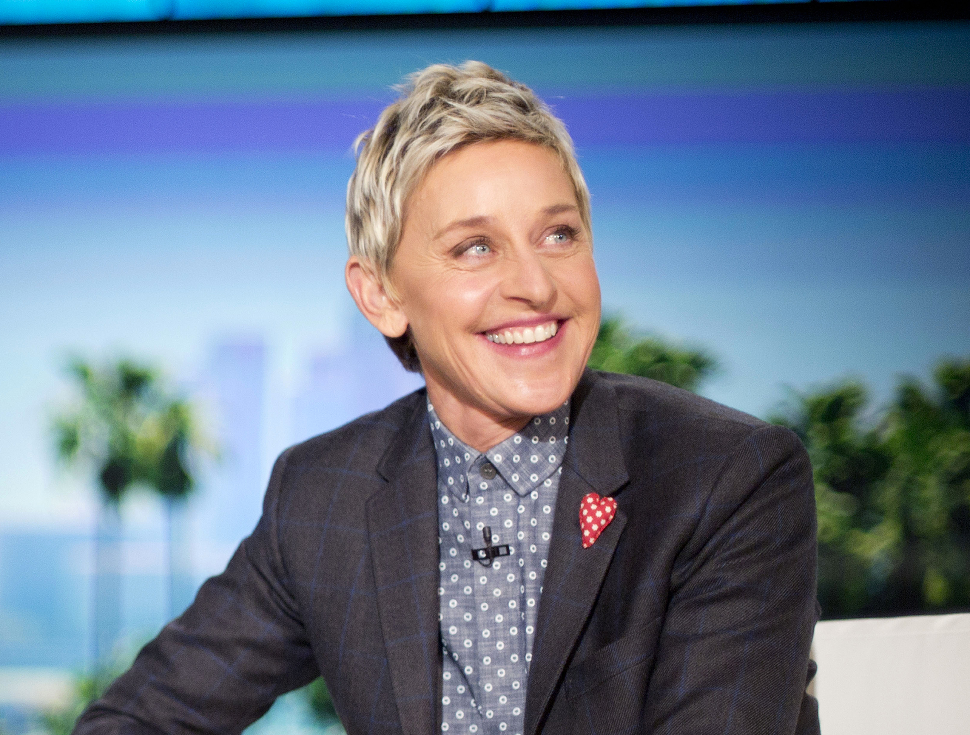 Ellen DeGeneres denied entrance to White House after forgetting ID