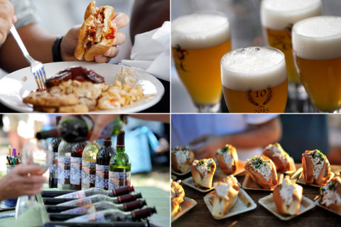 Summer's best food and drink festivals