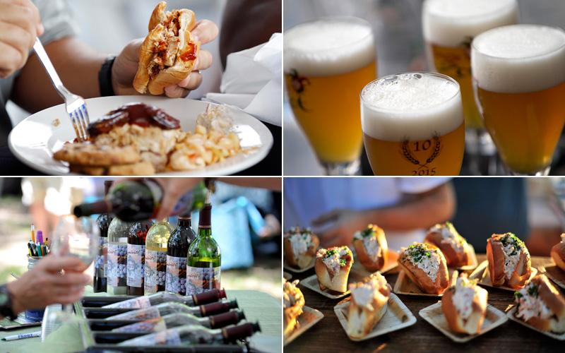 California Food Festivals June