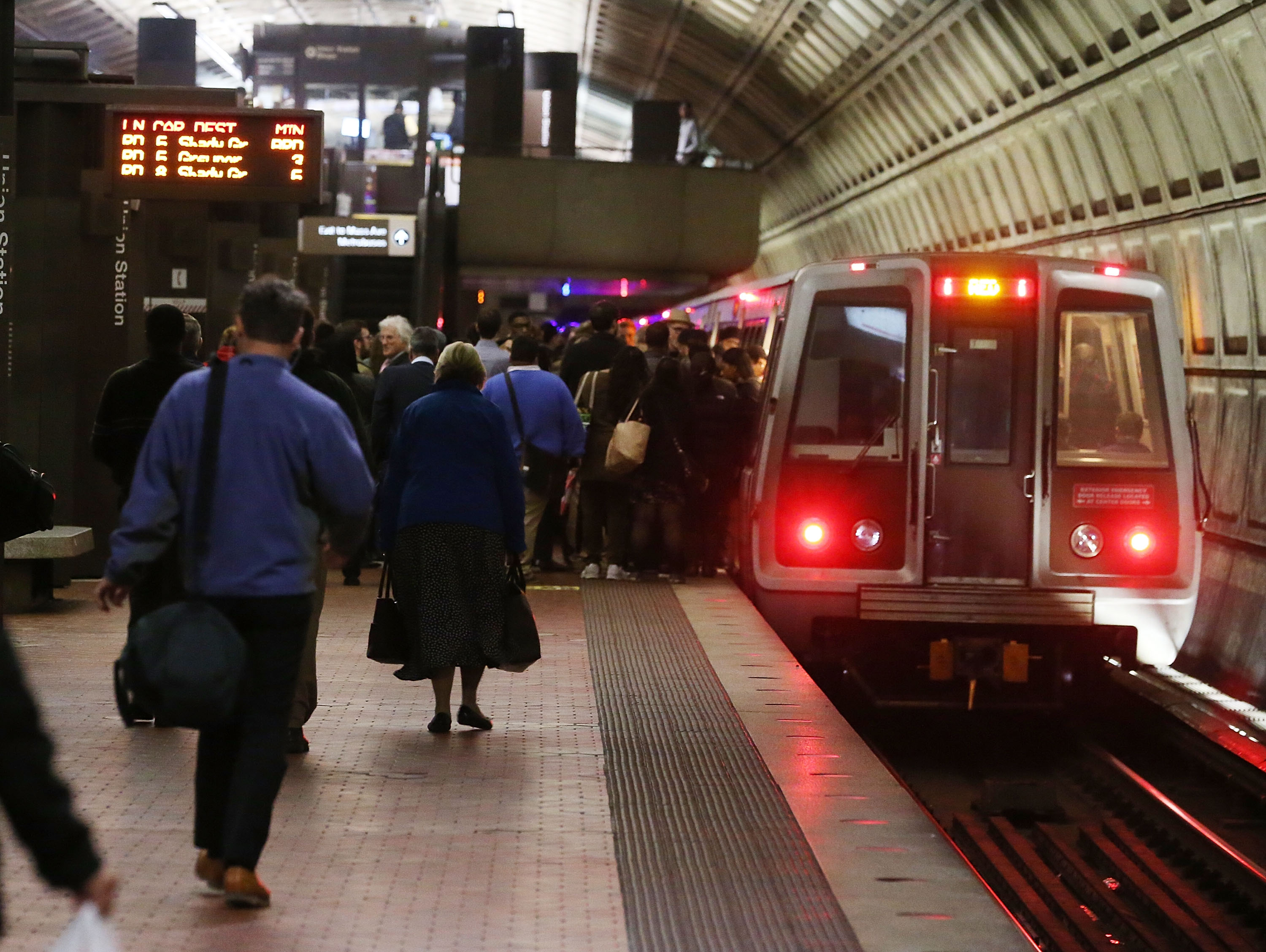 Big push for Metro safety is getting some new faces