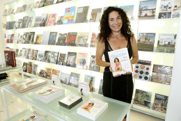 "SANTA MONICA, CA - MAY 15:  New York Times bestselling author Mandy Ingber attends the launch party for her new book ""Yogalosophy for Inner Strength""  at Ron Robinson on May 15, 2016 in Santa Monica, California.  (Photo by Randy Shropshire/Getty Images for Mandy Ingber / Seal Press)"