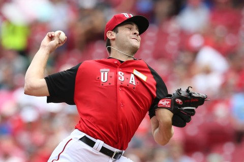 Giolito's arrival signals second wave of Rizzo's Nationals