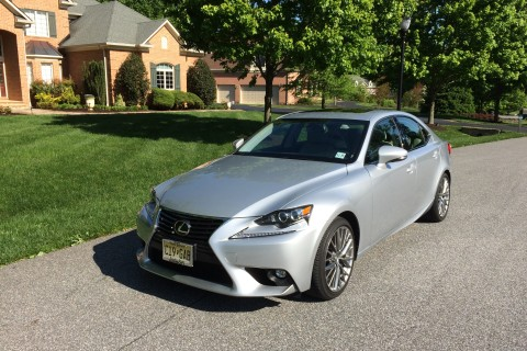 The Lexus IS300 AWD: A good middle ground between power, price