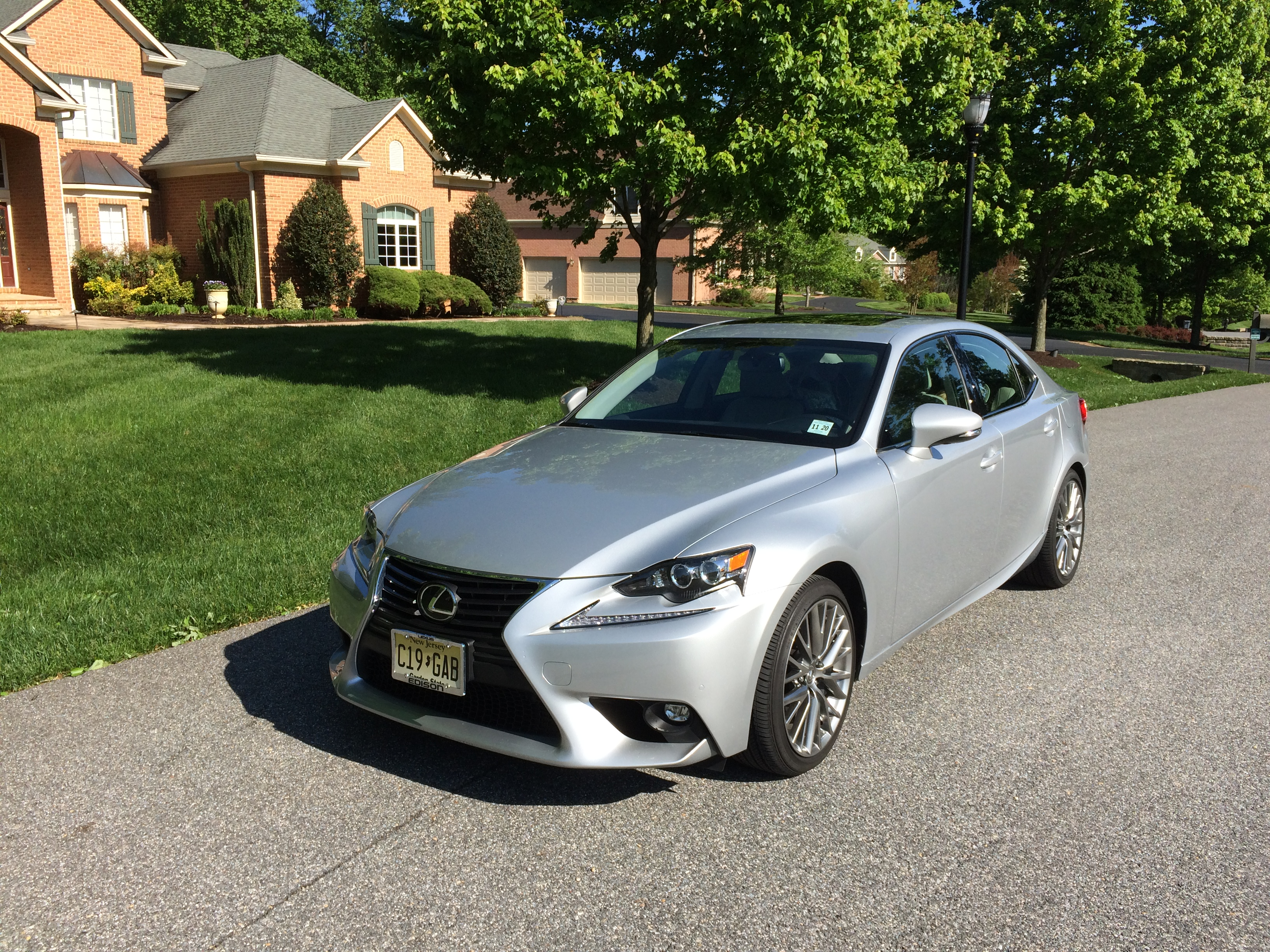 The Lexus IS300 AWD: A good middle ground between power ...