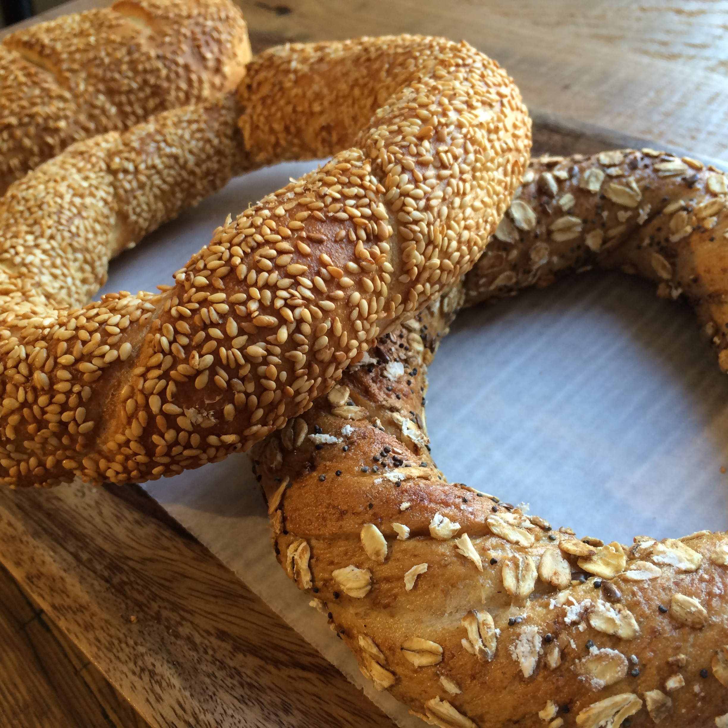 DC's next bagel? The simit lands in Washington