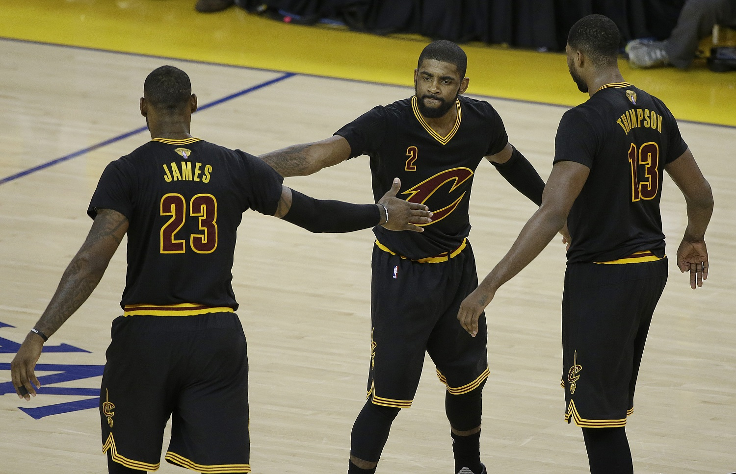 Green's absence a glaring factor in Game 5 of NBA Finals