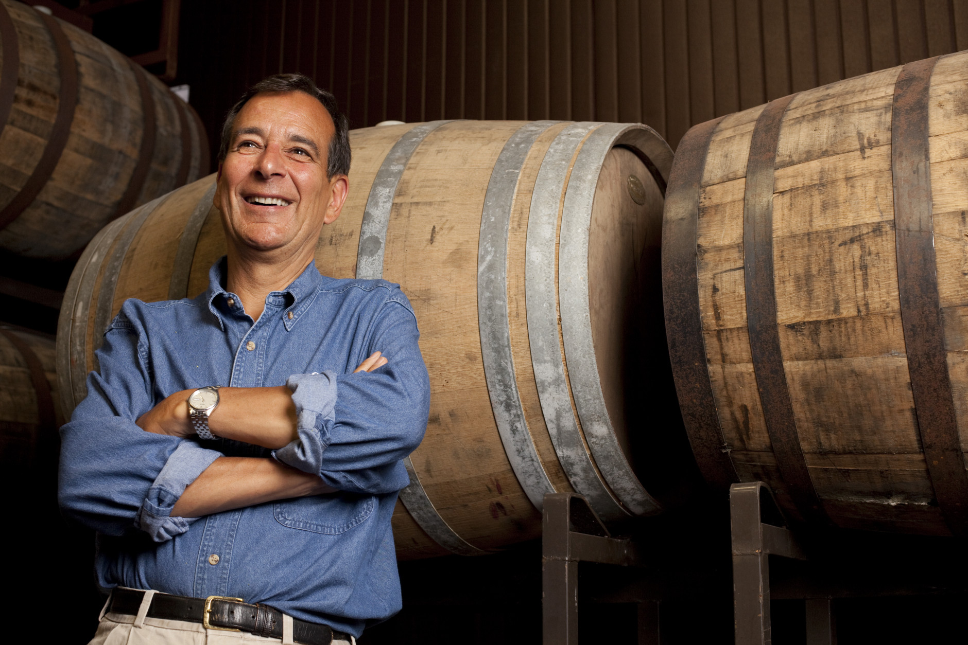 Jim Koch is the founder of The Boston Beer Company, which brews Samuel Adams. (Courtesy The Boston Beer Company)