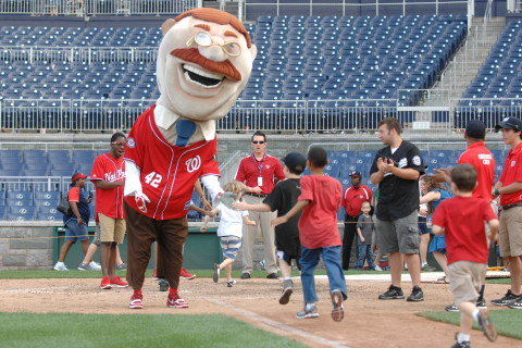 Find events and giveaways during the Nationals' homestand (Photos)
