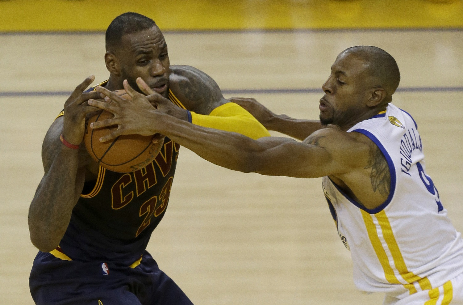 These NBA Finals have nothing to do with LeBron