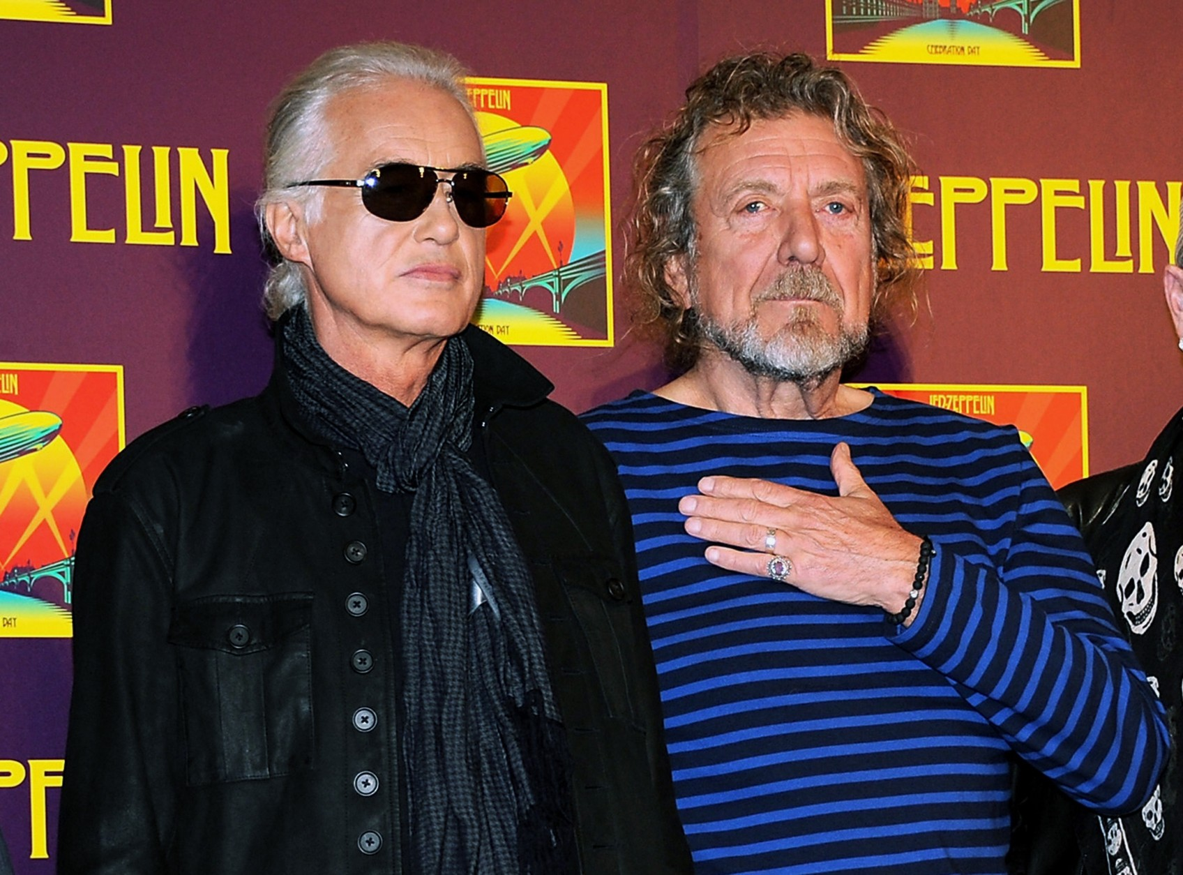 Jimmy Page, Robert Plant