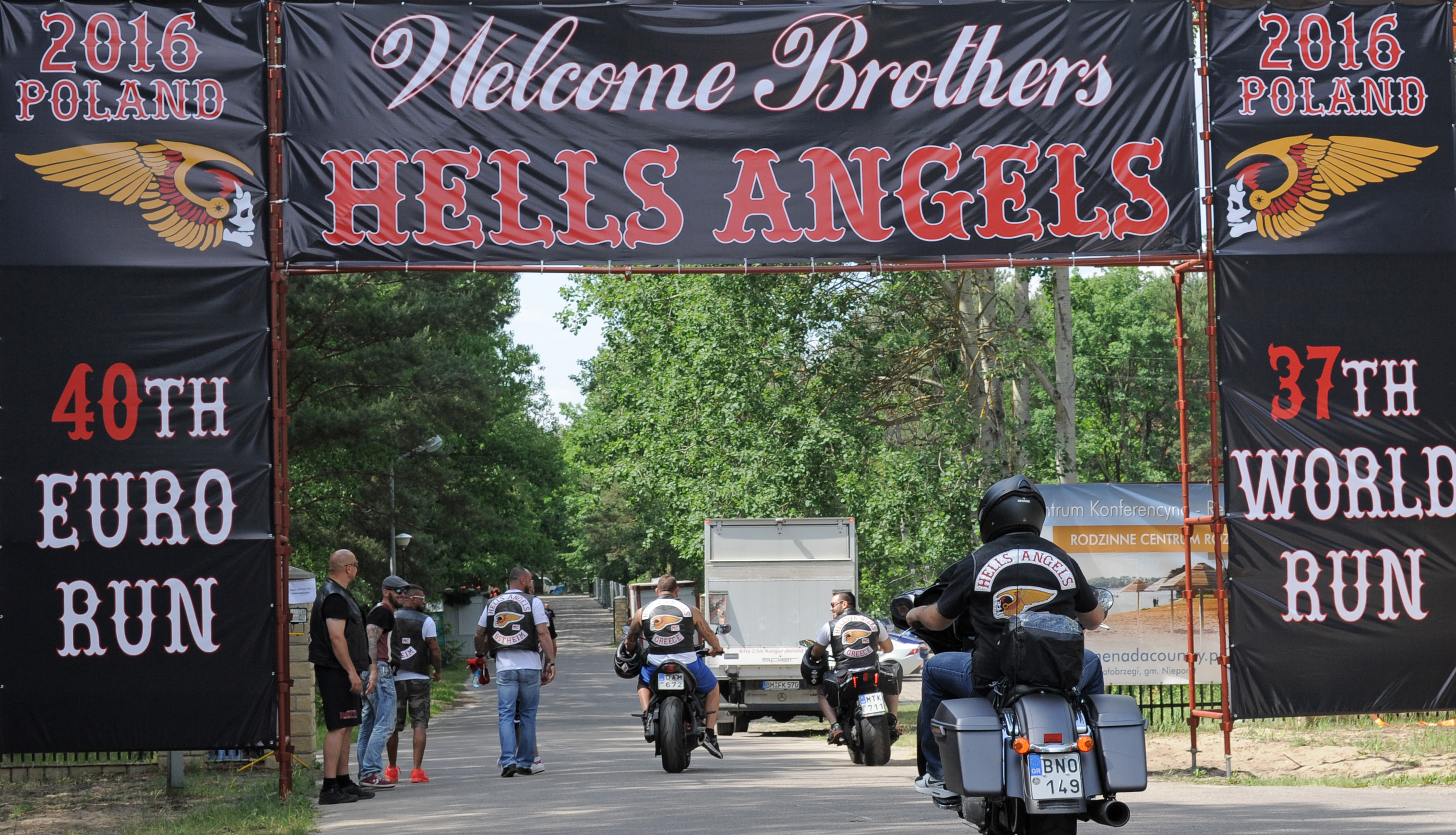 Sheriff: Hells Angels arrested following motel shooting | WTOP