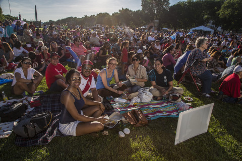 Smithsonian Folklife Festival highlights 'resilient communities'