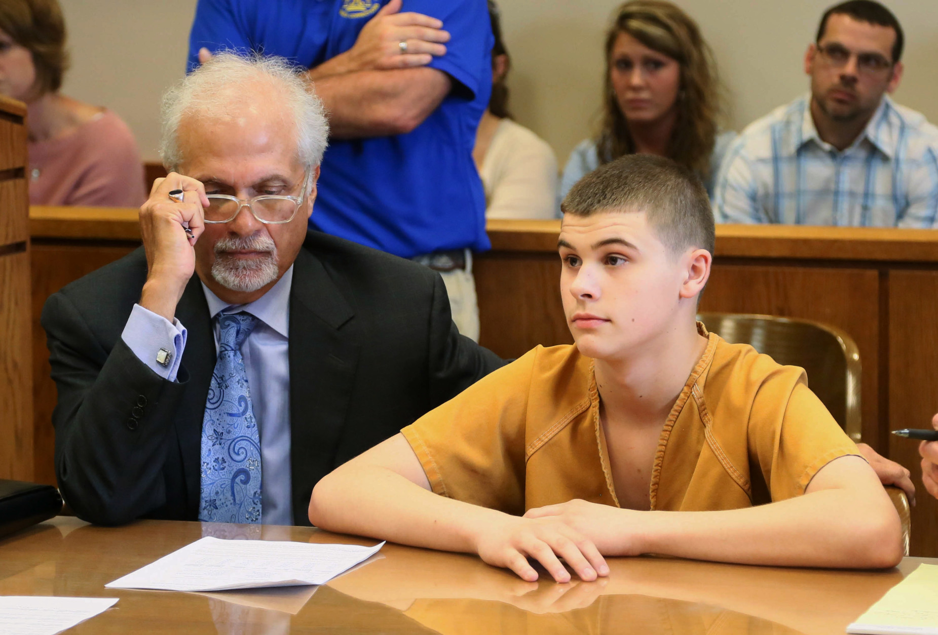Teen In Custody Until Age 21 For School Cafeteria Shooting Wtop Ohio County  Map For Morermation