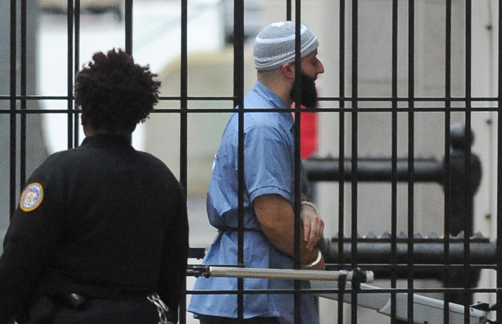 New trial for Adnan Syed, convicted killer in 'Serial'