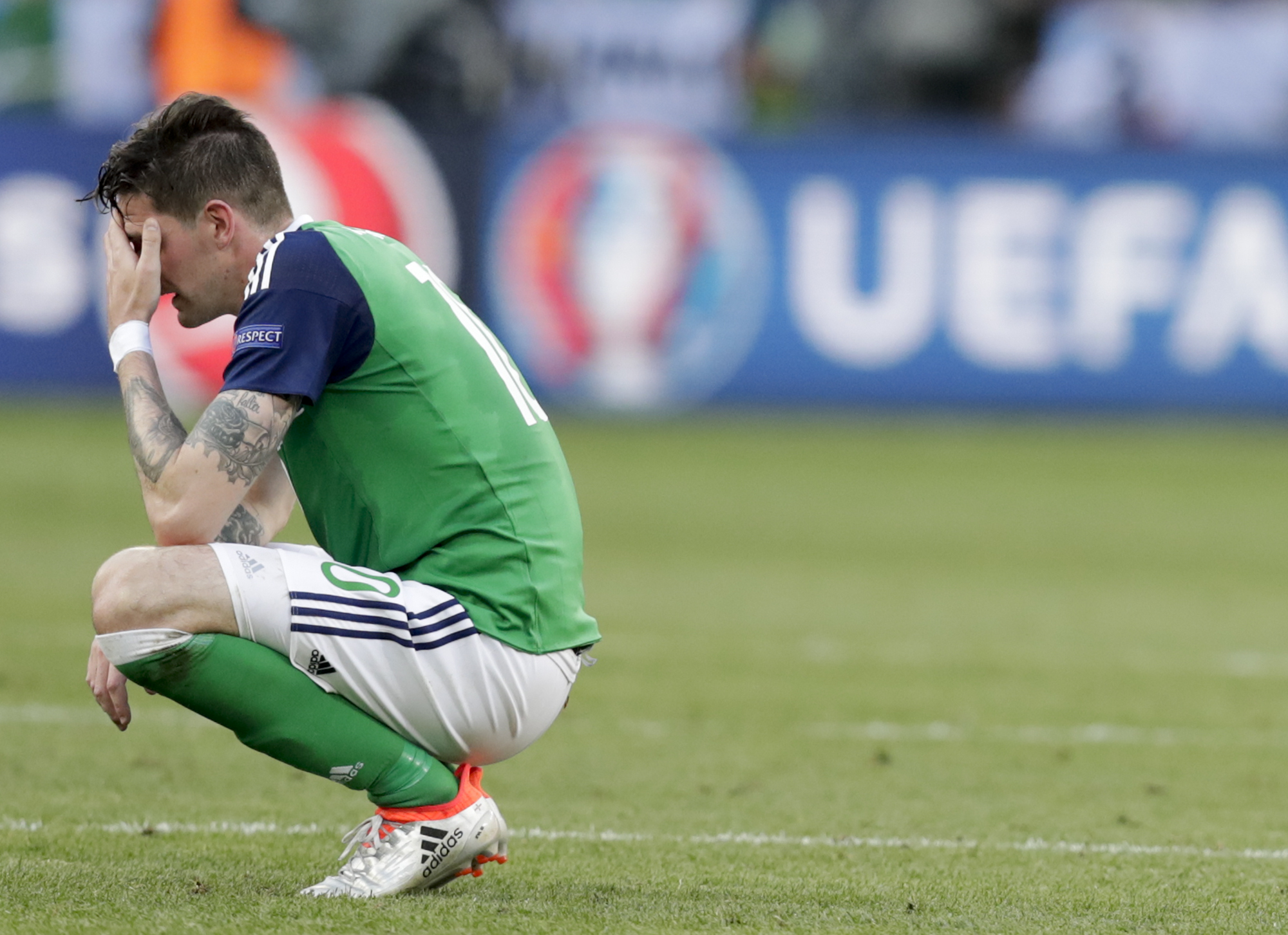 No luck for northern irish in european championship debut wtop