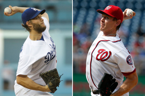 Even without Strasburg vs. Kershaw, season may still hold epic pitching duels