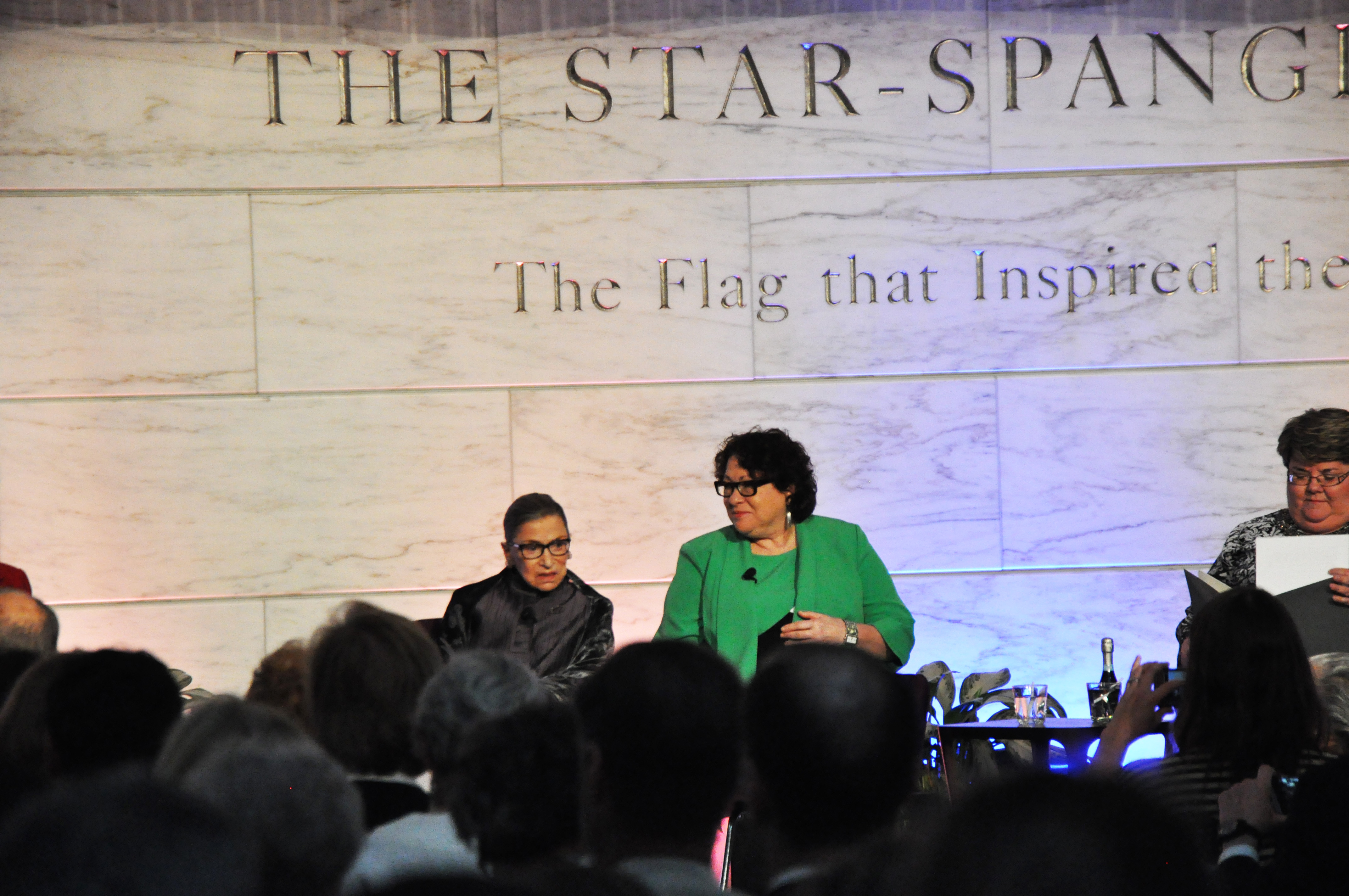 Food court: Ruth Bader Ginsburg, Sonia Sotomayor dish on US Supreme Court's food culture