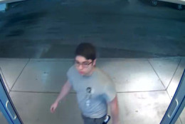 The man police say inappropriately touched an 11-year-old girl in a Target on District Avenue Saturday. (Courtesy Fairfax County Police Department)