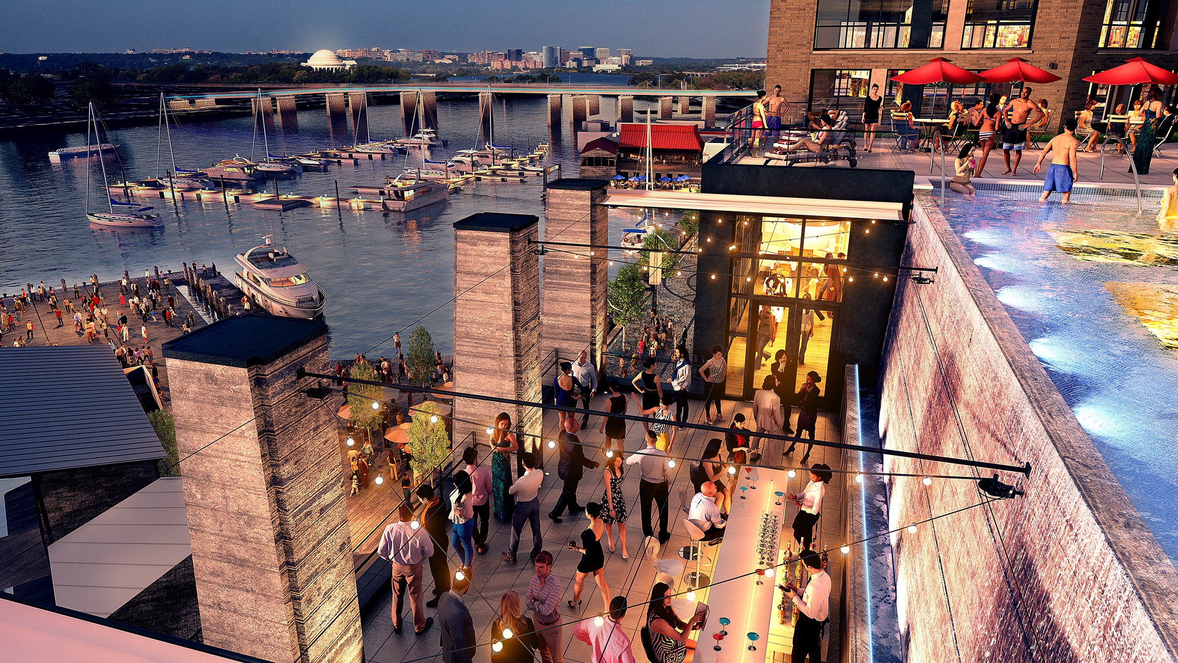 The Wharf Restaurant Bar