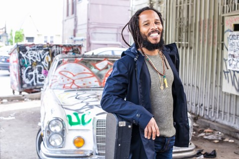 Ziggy Marley drops new album ahead of show at The Fillmore