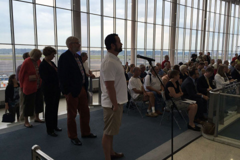 Va. residents pack meeting on increased noise near Reagan airport