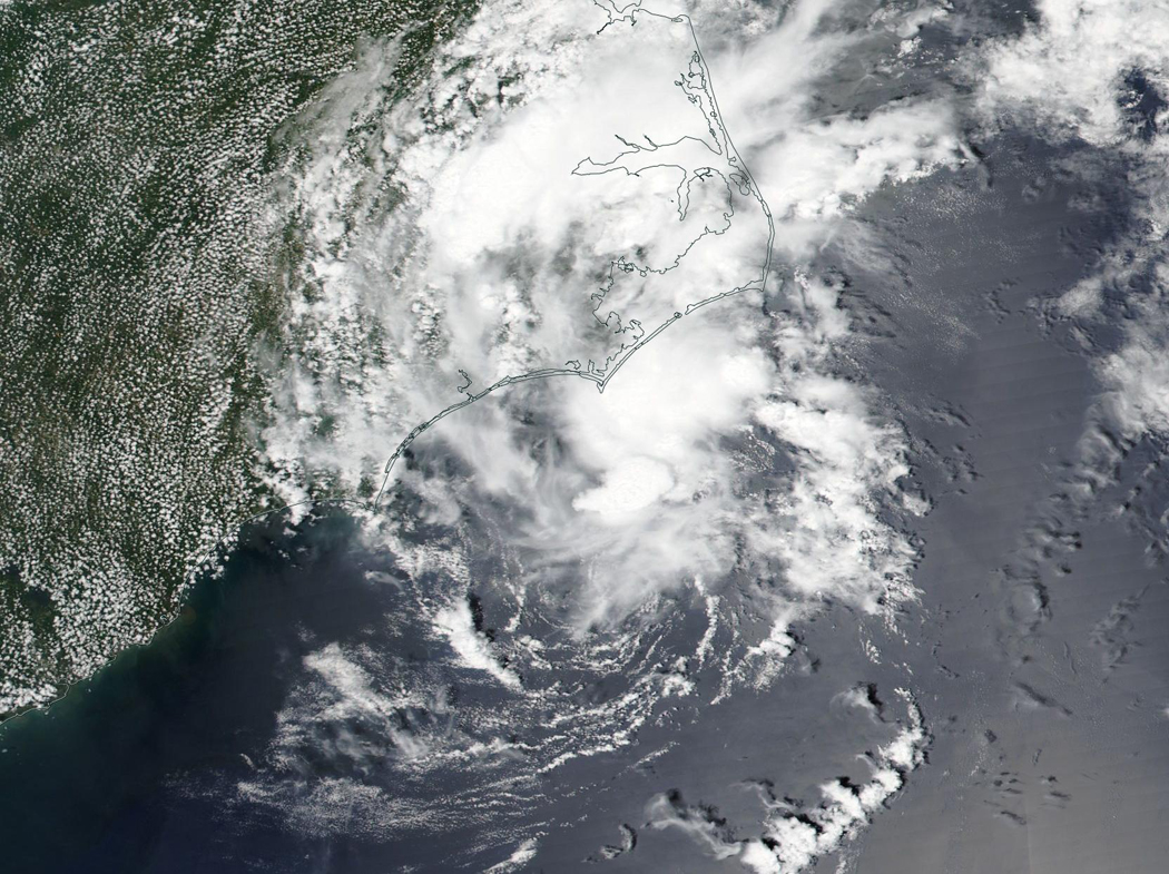 Atlantic hurricane season outlook