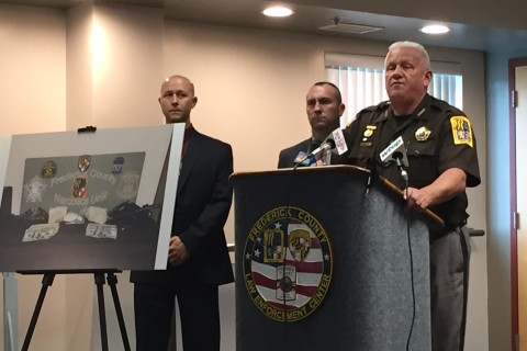 Major heroin ring busted in Frederick