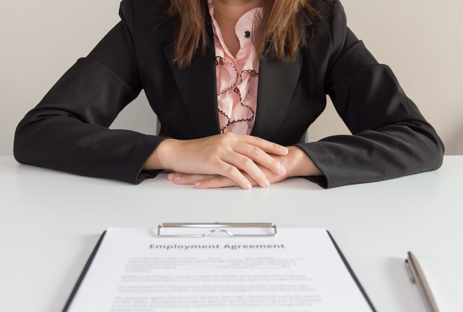 Bad credit could cost job candidates that next offer