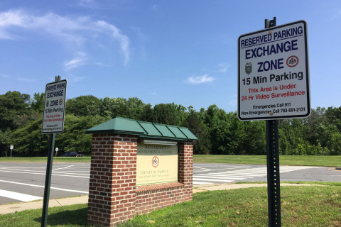 Fairfax police launch 'Exchange Zones' for safer e-commerce