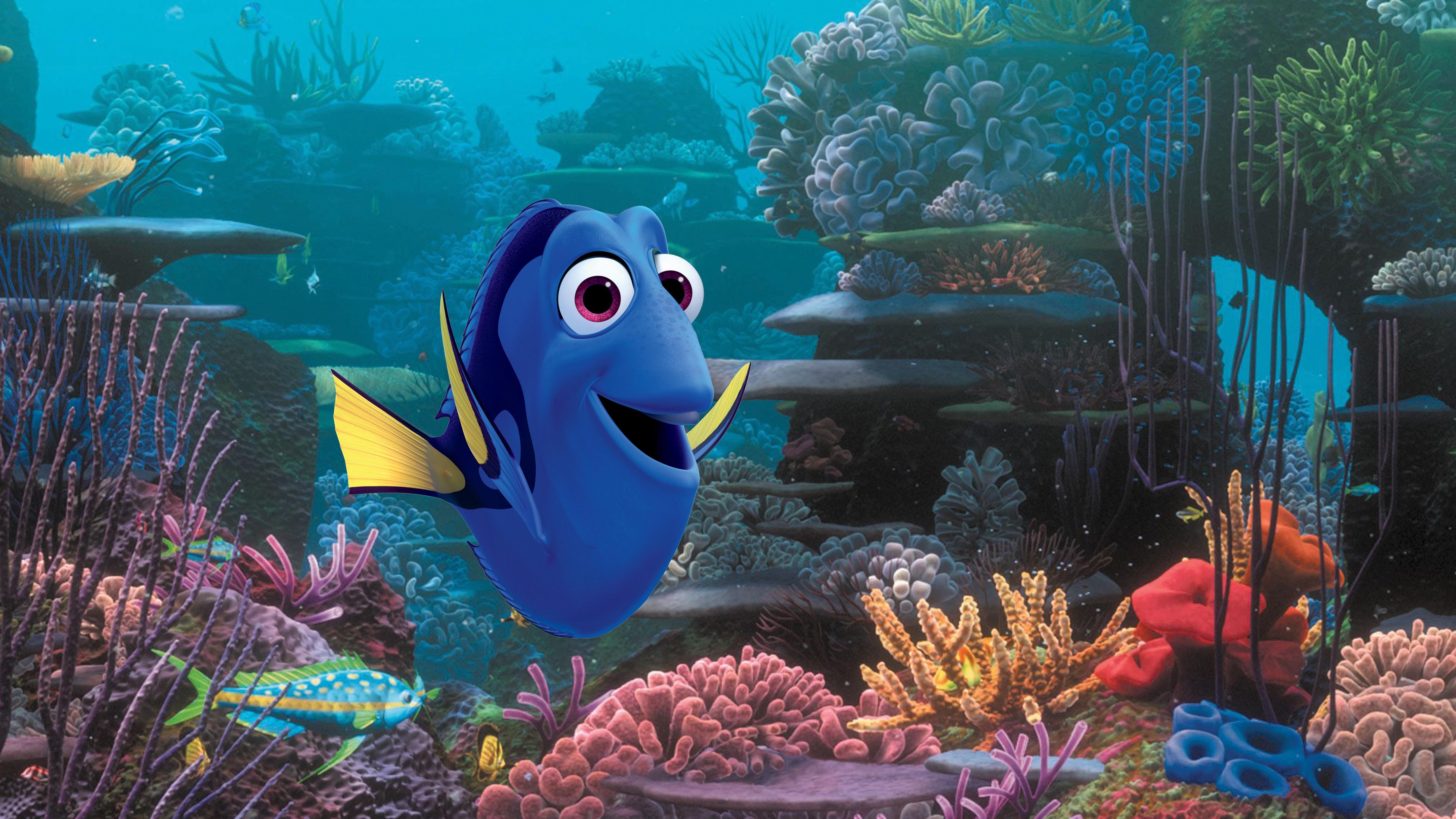 Pixar's 'Finding Dory' captures the 'Nemo' magic swimmingly