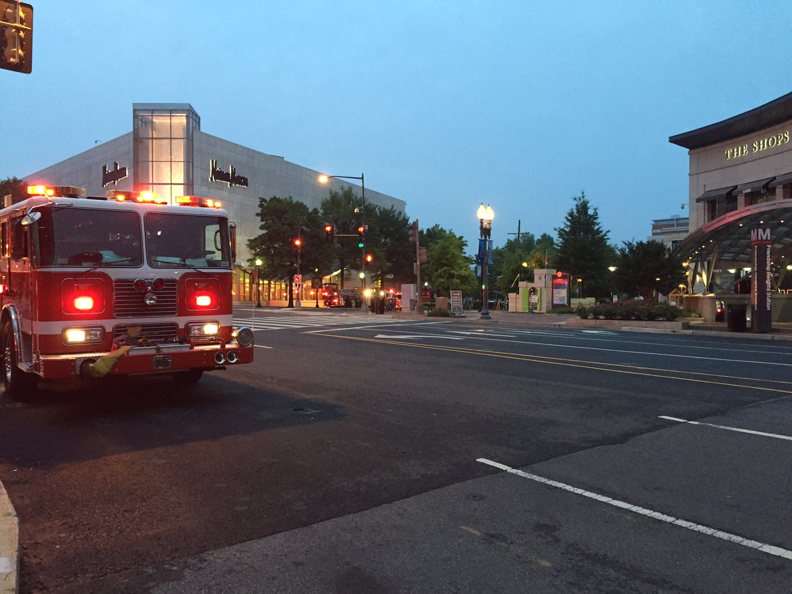 2 arcing insulator problems reported at Metro stations