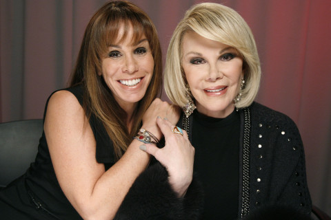 Melissa Rivers hosts Kennedy Center tribute to Joan Rivers