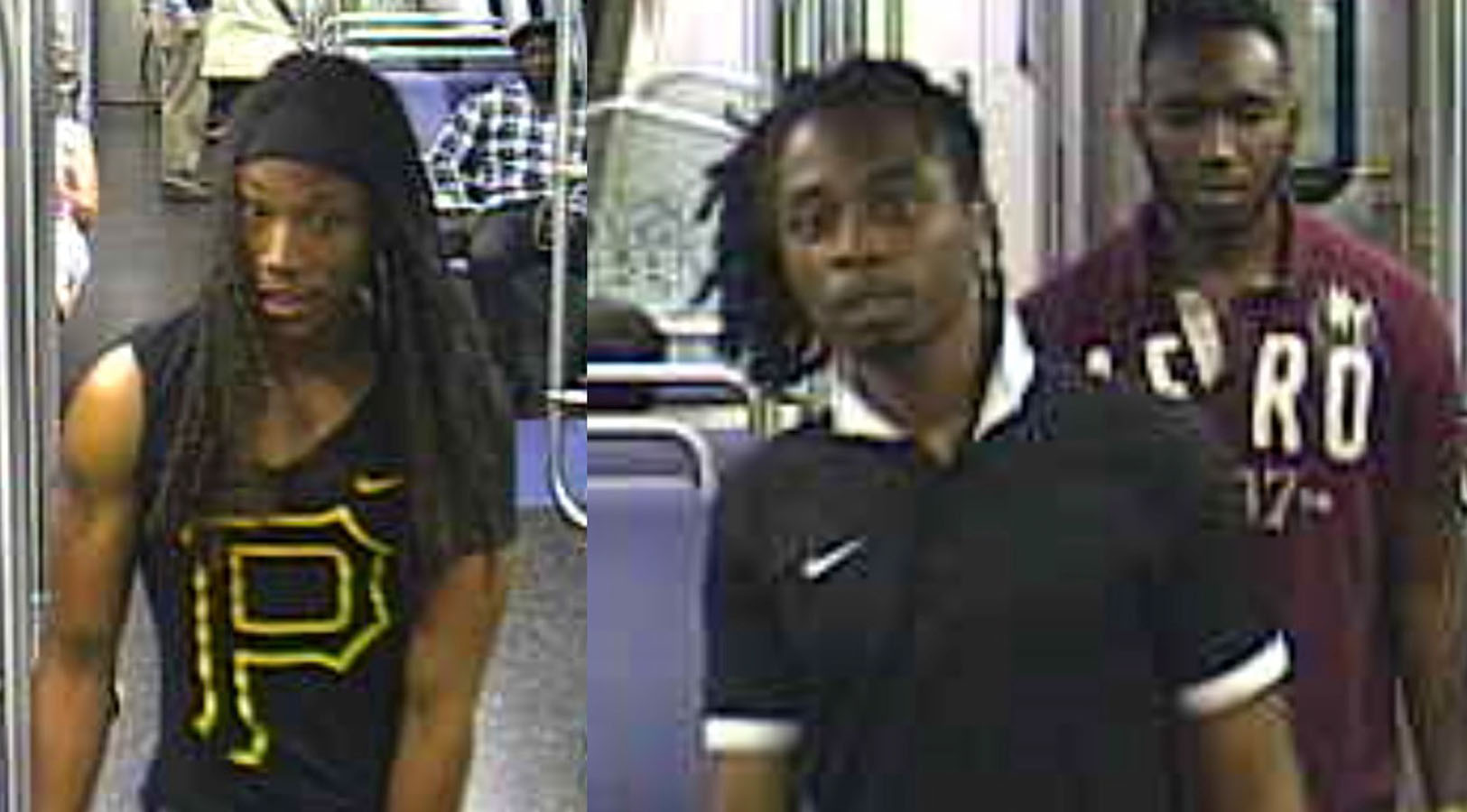 Metro police look for 3 men involved in woman's sexual assault