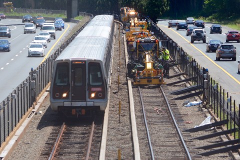 5 things to know about Metro track work: July 11-17