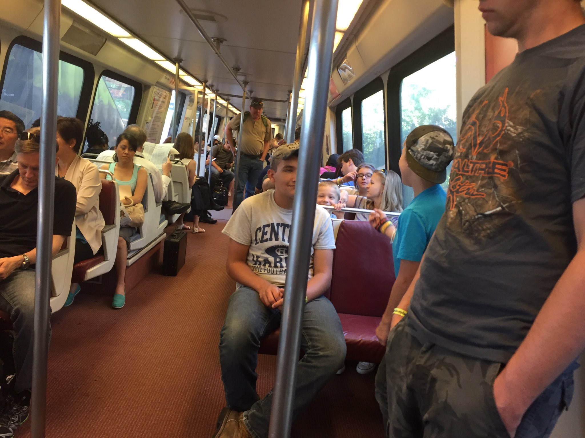 Metro new hires to handle daily communications, manage track work