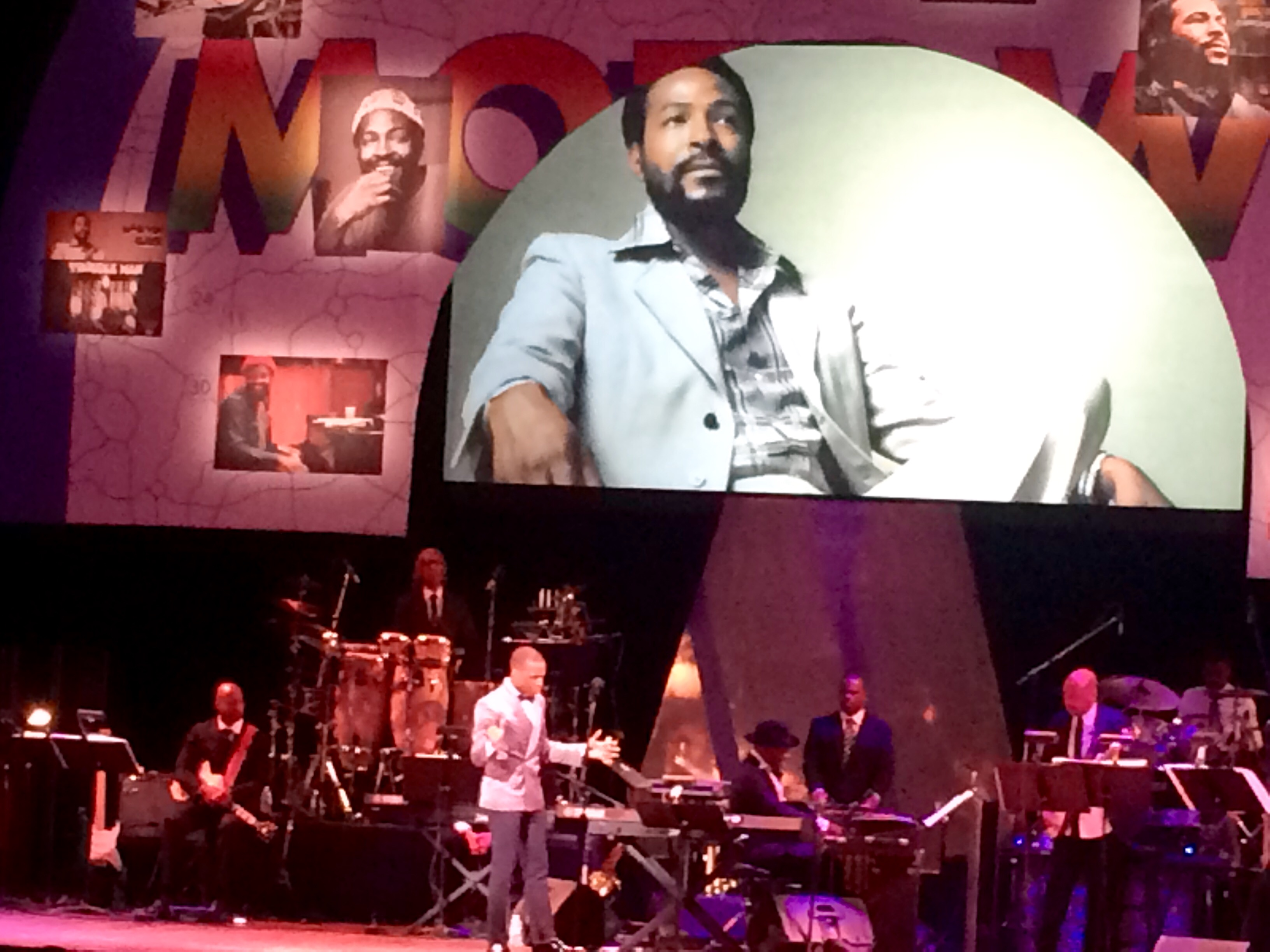 Whoopi, Babyface, 'Hamilton' star salute Marvin Gaye at Kennedy Center Spring Gala