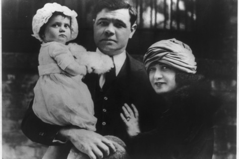 Babe Ruth focus of National Portrait Gallery exhibit (Photos)