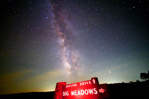 See the stars like never before at Shenandoah's Night Sky Festival