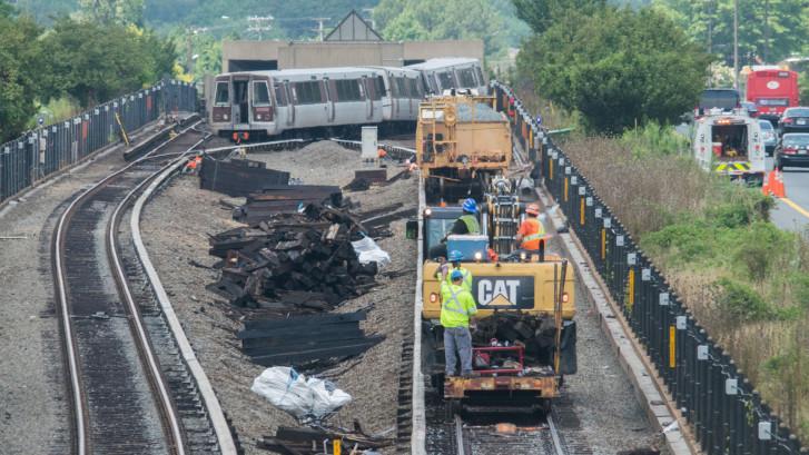 Safety deficiencies remain despite Metro track work