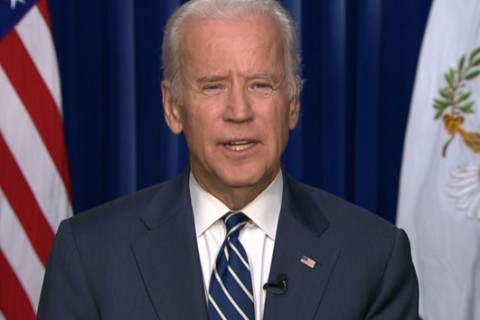 Joe Biden says 'institutional racism' still exists in policing