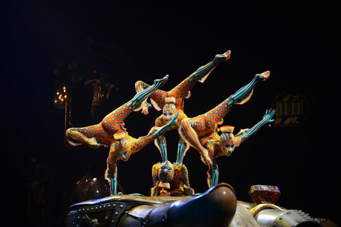 Photos: Cirque du Soleil brings 'Kurios' to Tysons