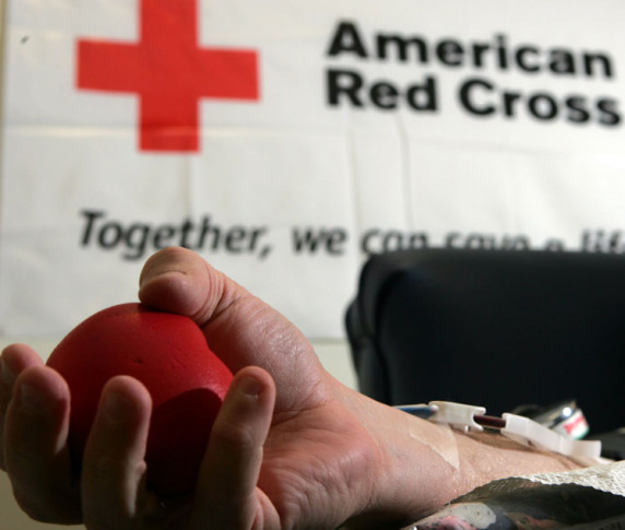 Red Cross seeks blood donors as supplies run low in summer