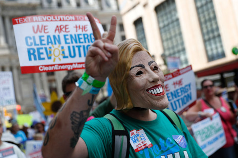 Photos: DNC 2016 protests