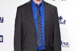 Actor Wil Wheaton attends the NBCUniversal Cable Entertainment 2014 Upfront at the Javits Center on Thursday, May 15, 2014, in New York. (Photo by Evan Agostini/Invision/AP)