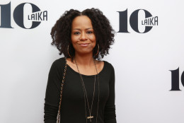 Tempestt Bledsoe seen at the LAIKA 10th Anniversary Party at The London Hotel on Tuesday, Dec. 15, 2015, in West Hollywood, Calif. (Photo by Blair Raughley/Invision for Focus Features/AP Images)